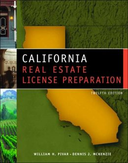 California Real Estate License Prep