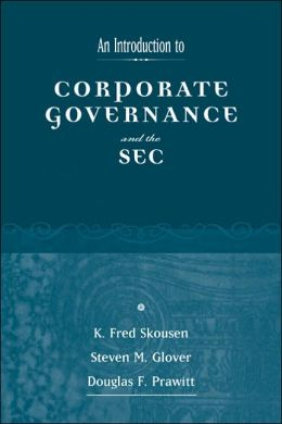 Introduction to the SEC and Corporate Governance