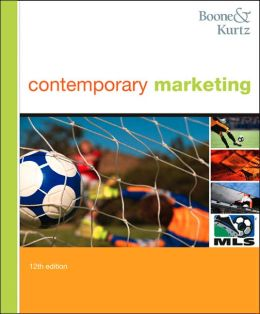 Contemporary Marketing (with Audio Chapter Review CD-ROM and InfoTrac )
