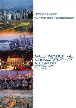 Multinational Management: A Strategic Approach