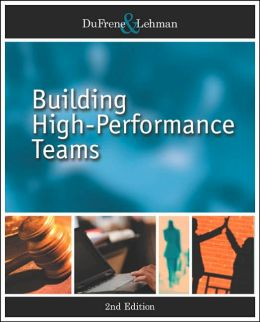 Building Hign Performance Teams