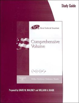 West's Federal Taxation Comprehensive Volume: Study Guide, 2005