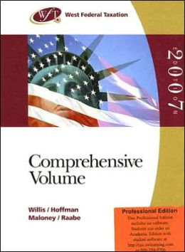 West Federal Taxation: Comprehensive Edition