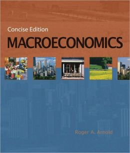 Macroeconomics, Concise Edition (with InfoTrac)