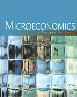 Microeconomics: A Modern Approach (with InfoApps 2-Semester Printed Access Card)