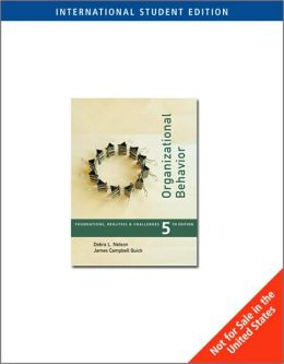 Organizational Behavior (International Edition)