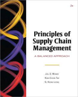 Principles of Supply Chain Management + Infotrac