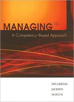 Managing: A Competency-Based Approach (with InfoTrac Bind-in Card and BizFlix DVD)