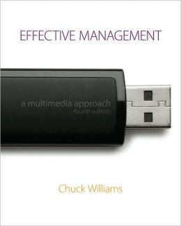 Effective Management: A Multimedia Approach (with Bind-In Printed Access Card)