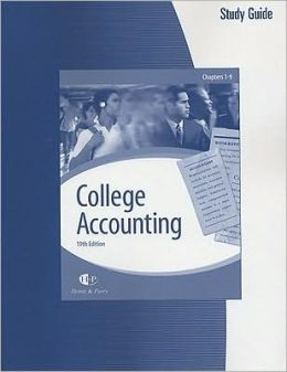 College Accounting : Combination Journal Module and Chapters 1-9