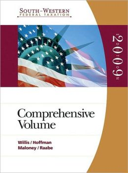 South-Western Federal Taxation 2009: Comprehensive Volume (with TaxCut Tax Preparation Software CD-ROM)