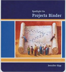 Spotlight On: Projects Binder