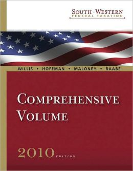 South-Western Federal Taxation: 2010 Comprehensive, Volume 3 (with TaxCut Tax Preparation Software CD-ROM)