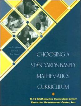 Choosing a Standards-Based Mathematics Curriculum
