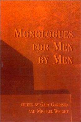 Monologues for Men by Men