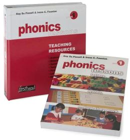 Phonics Lessons: Letters, Words, and How They Work/Teaching Resources, Grade 1