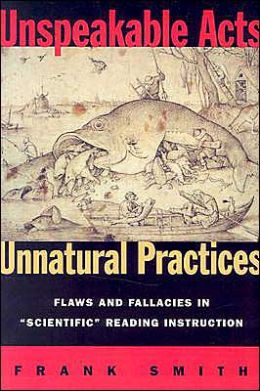 Unspeakable Acts, Unnatural Practices: Flaws and Fallacies in