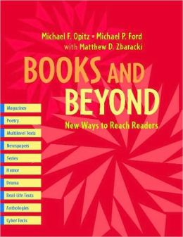 Books and Beyond: New Ways to Reach Readers