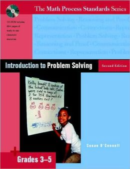 Introduction to Problem Solving, Grades 3-5: Second Edition (Math Process Standards Series)