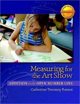 Measuring for the Art Show: Addition on the Open Number Line