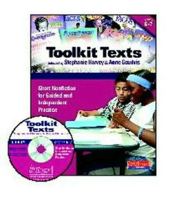 Toolkit Texts: Grades 6-7: Short Nonfiction for Guided and Independent Practice