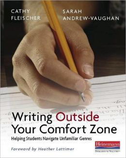 Writing Outside Your Comfort Zone: Helping Students Navigate Unfamiliar Genres