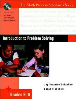 Introduction to Problem Solving: Grades 6-8 (The Math Process Standards Series)