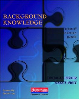 Background Knowledge: The Missing Piece of the Comprehension Puzzle