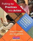 Book Cover Image. Title: Putting the Practices Into Action:  Implementing the Common Core Standards for Mathematical Practice, K-8, Author: Susan O'Connell