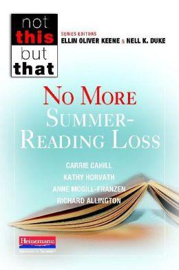 No More Summer-Reading Loss