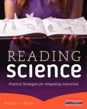 Reading Science: Practical Strategies for Integrating Instruction