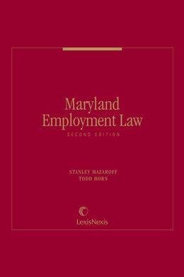 Maryland Employment Law