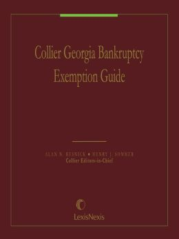 Collier Georgia Bankruptcy Exemption