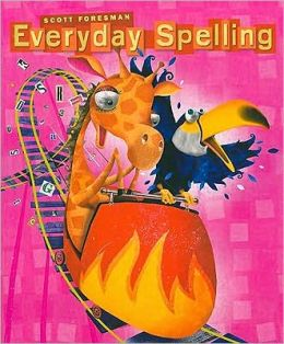 Everyday Spelling : Grade 4