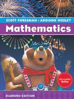 Scott Foresman Addison Wesley Math 2008 Student Edition (Hardcover) Grade 3