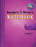 Reading 2011 Readers And Writers Notebook Grade 3