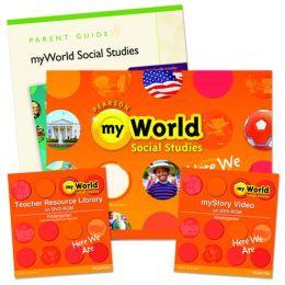 myWorld Social Studies 2013 Homeschool Grade K