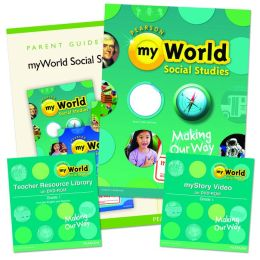 myWorld Social Studies 2013 Homeschool Grade 1