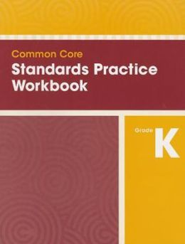 Investigations 2014 Common Core Standards Practice Workbook Grade K