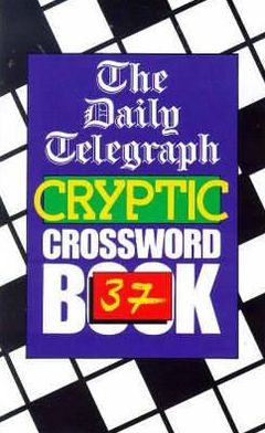 The Daily Telegraph: Cryptic Crossword Book