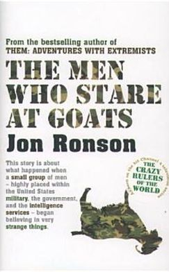 The Men Who Stare at Goats (UK Edition)