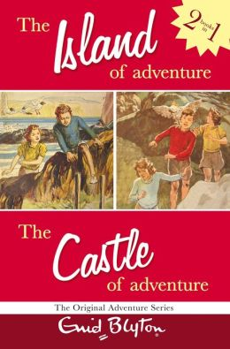 The Island of Adventure - The Castle of Adventure: Two Great Adventures
