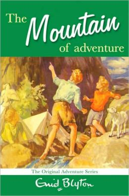 The Mountain of Adventure (Adventure Series #5)