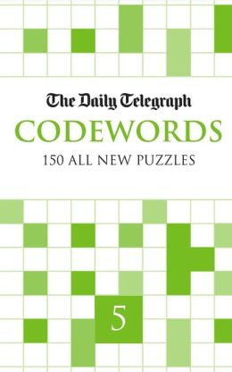 Daily Telegraph Codewords 5