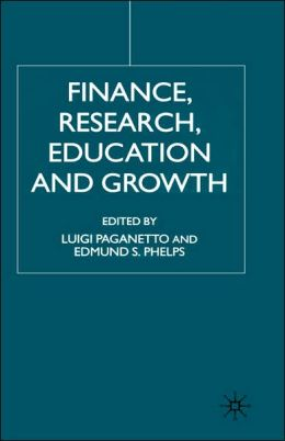 Finance, Research, Education And Growth