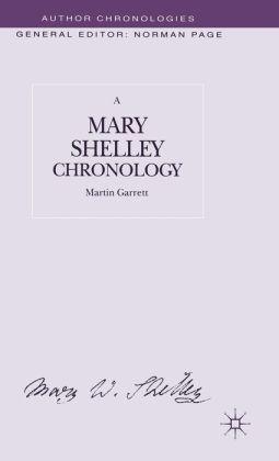 A Mary Shelley Chronology