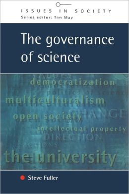 The Governance of Science