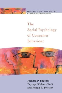 The Social Psychology of Consumer Behaviour