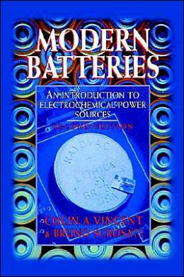 Modern Batteries 2nd Edition