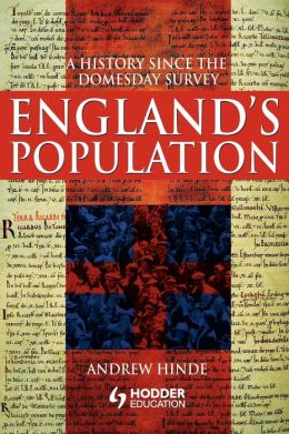 England's Population: A History since the Domesday Survey